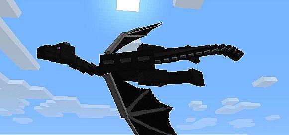 Be an Ender Dragon!