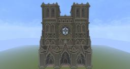 Gothic Cathedral (world download) Minecraft
