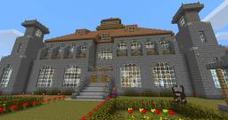 Cluedo / Clue mansion Minecraft Map & Project