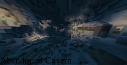 Abandoned Cavern Minecraft Map & Project