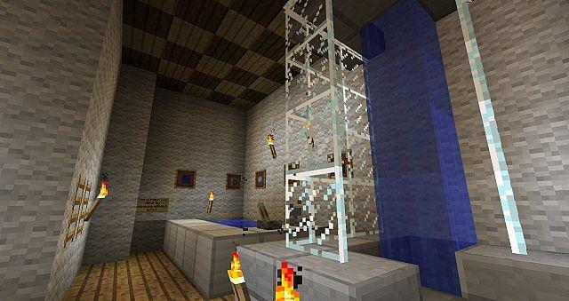 Cluedo Clue Mansion Minecraft Project