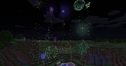 Happy New Years! Minecraft Map & Project