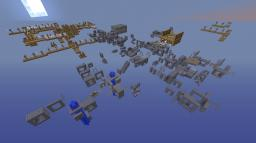 Awesome Superflat Preset (Floating Stronghold and Mineshafts!) Minecraft Blog Post