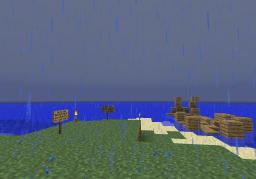 Shipwrecked Minecraft Map & Project