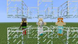 Asterix & Obelix mobs texture pack! Minecraft Texture Pack