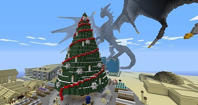 Dragon Realms - Christmas