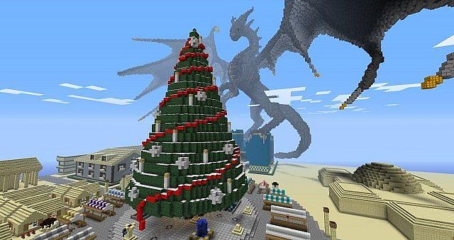 Dragon Realms - Christmas