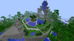 Jungle Forge Arena   By: iAmRamii   iPodmail Minecraft Map & Project