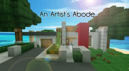 [Modern] An Artist's Abode - Luxury Seaside Home Minecraft Project