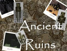 Ancient Ruins: A Minedea that Adds Another Layer of Adventure to Minecraft - 16th Place!!