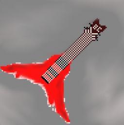 Minecraft guitar (MineIdeas) Minecraft