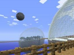 BioSphere World Minecraft Map & Project