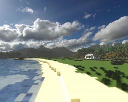 Flinders Island (1:62) Minecraft Map & Project