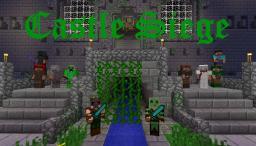 Castle Siege Team PvP Minecraft Map & Project