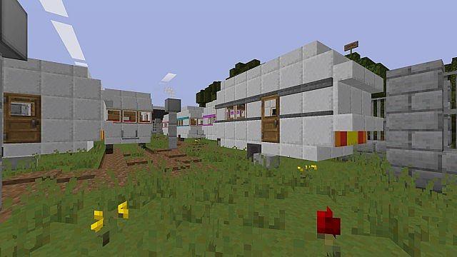 Brilliant Minecraft Bedwars 012 MapCaravan Hacker Erobern Gomme Server