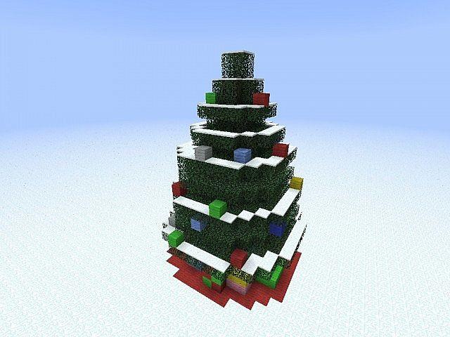 Minecraft Christmas World Minecraft Project