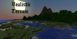 Realistic Terrain [Minedeas] Minecraft Blog Post