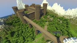 Tybalt Castle - Customer Build Minecraft Map & Project