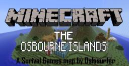 The Osbourne Islands (Survival/ Hunger Games) Minecraft Map & Project