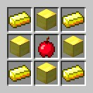 minecraft enchanted golden apple how to use