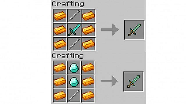 Diamond Flame Sword