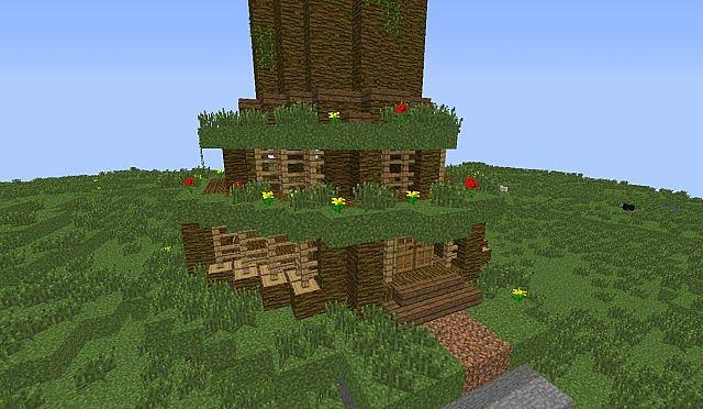 Elven concept building.