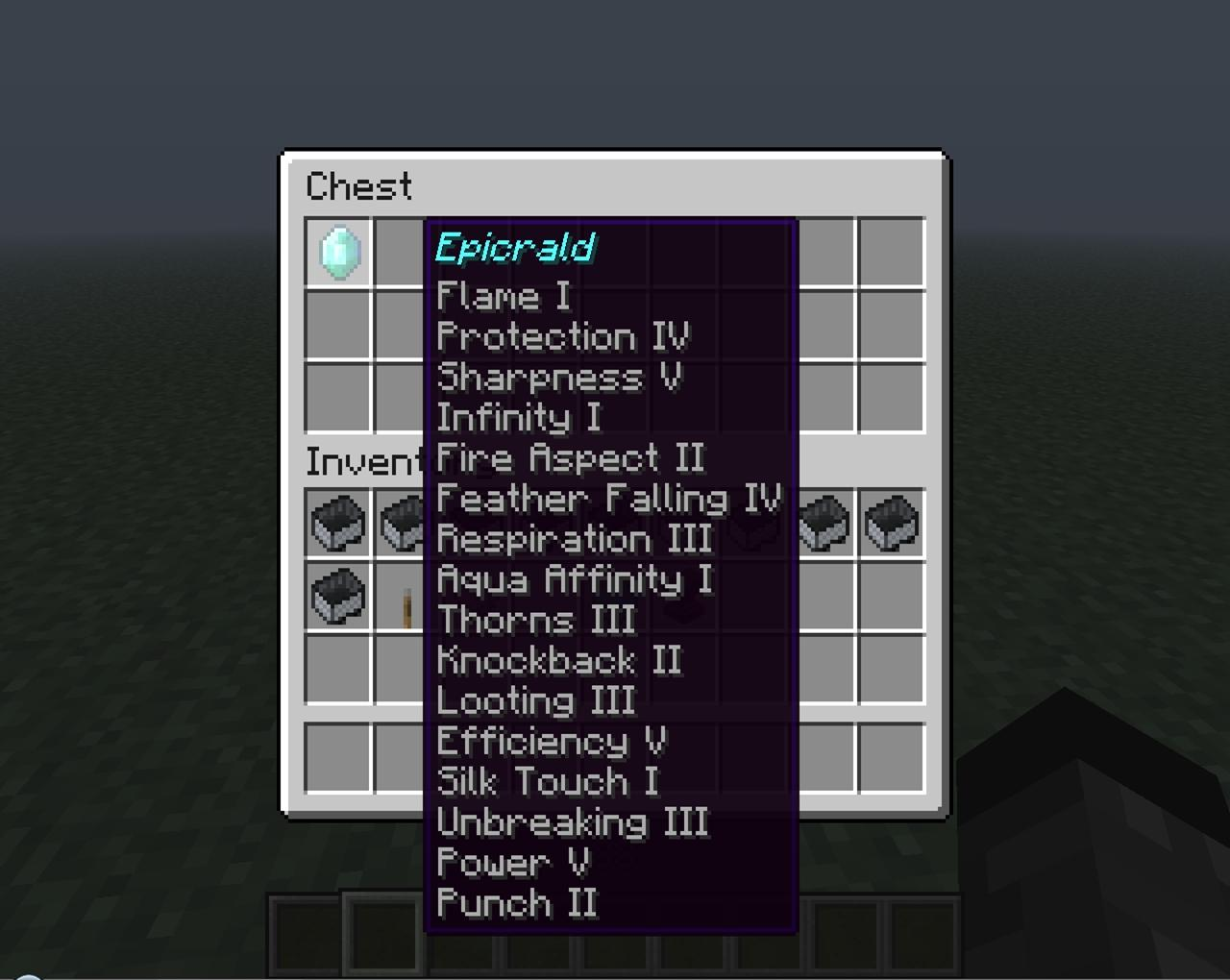 How To Make A Book In Minecraft : Item enchanted book minecraft