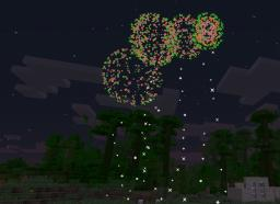 Fireworks Tutorial Minecraft Blog Post