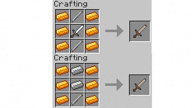 Iron Flame Sword