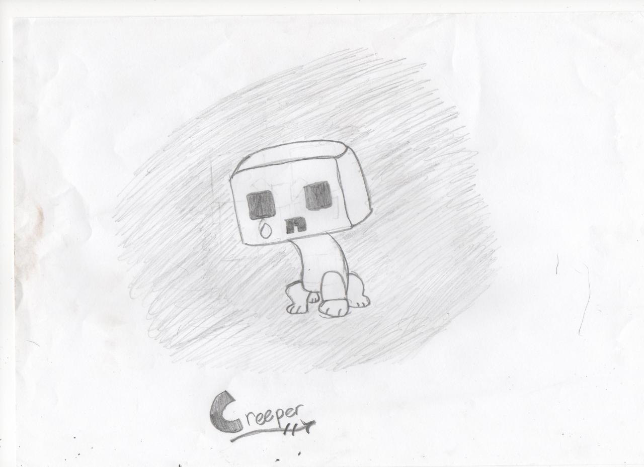 Best Drawings Ever Minecraft Blog