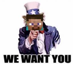 ***Need Faction members!*** Minecraft Blog