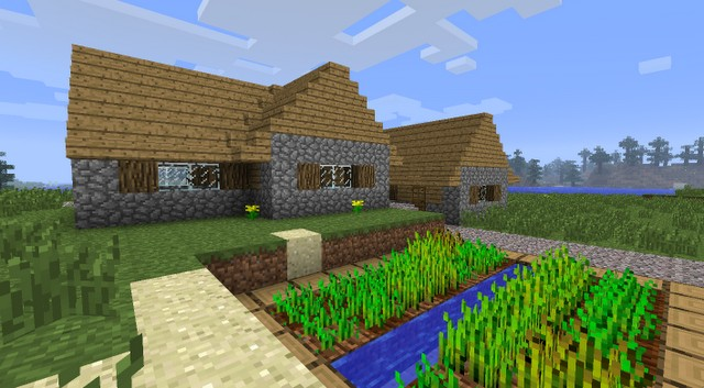 Step by step minecraft building tutorials minecraft blog for Building a house step by step