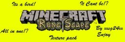 Runescape 06' Texture Pack - Armor, Weapons, Tools and more! Minecraft Texture Pack