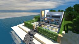 Modern House *Fully Renovated Update* Minecraft