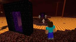 Minedea: Nether Warriors [Possible Future Mod :D]