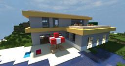 Modern house #4 Minecraft