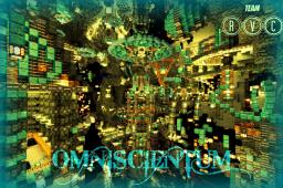 Omniscientum- The Divine Sanctuary  [Caved in contest] Minecraft Map & Project