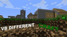 VB Different Craft 1.6 (Compatible with 1.4.7) Minecraft Texture Pack