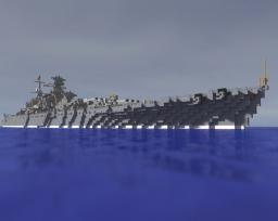 Sovetsky Soyuz class battleship Minecraft Map & Project