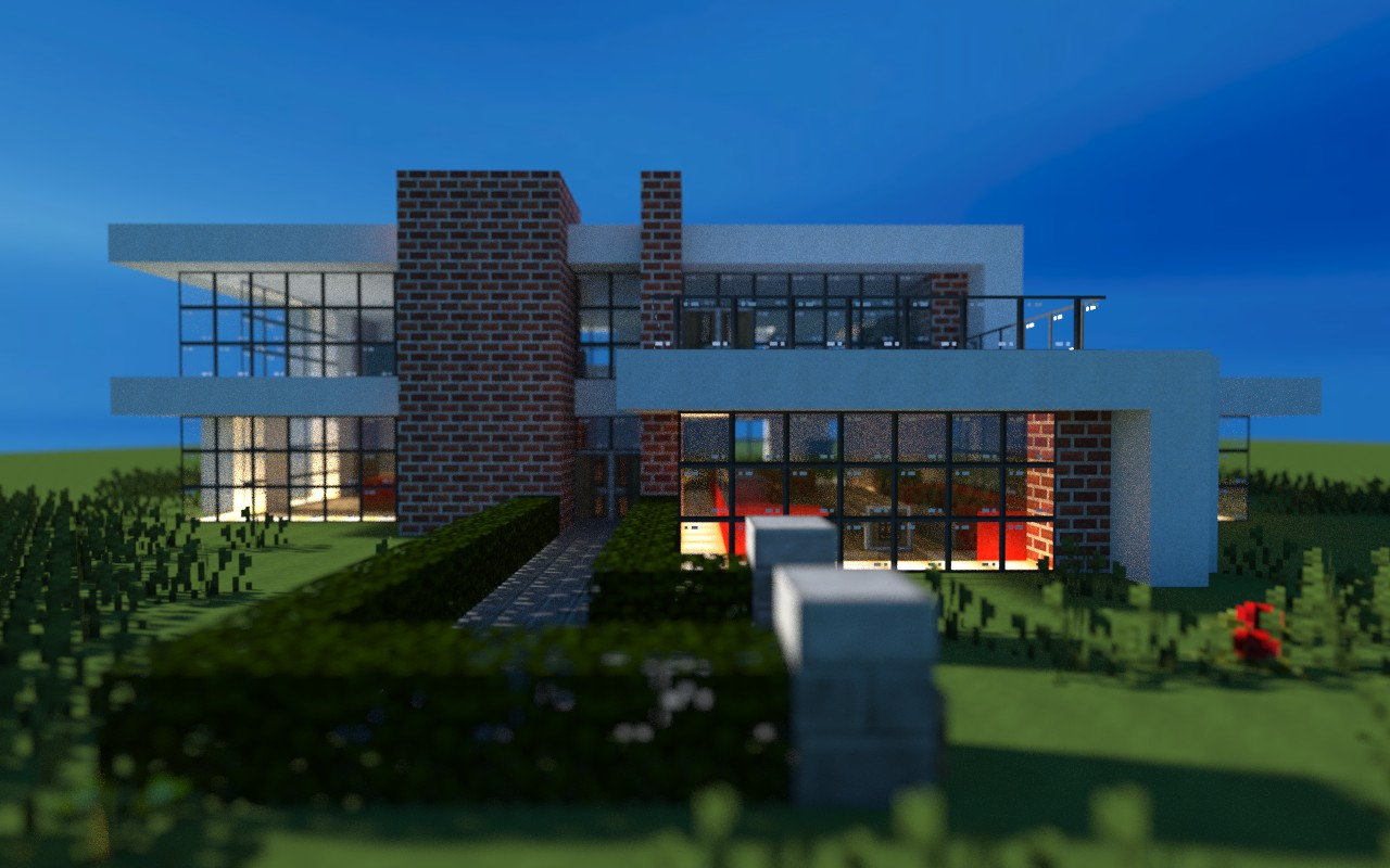 Red Brick Lifestyle Mini Modern