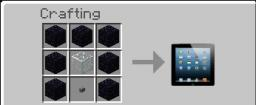 Minedeas Entry: iPad Minecraft Blog Post