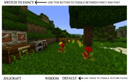 Texture Pack Tester Web Application Minecraft