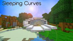 [Futuristic/ultramodern] Sleeping curves - Luxury Office Minecraft Map & Project