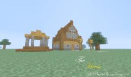 The House Minecraft Map & Project