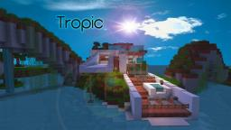 [Modern] Tropic - Luxury Island Home Minecraft Project