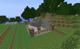 Underground LIving Minecraft