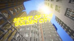 Adventure map *Secret of the golden city* DEMO Minecraft Map & Project