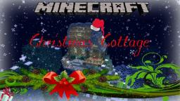 Christmas Cottage Minecraft Project