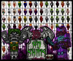 vonDoomCraft: HD Skins Minecraft Blog