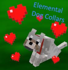 Elemental Dog Collars! (Minedeas!) Minecraft Blog